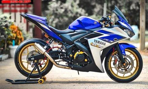 Yamaha R3 lên đồ chơi ở Thái Lan