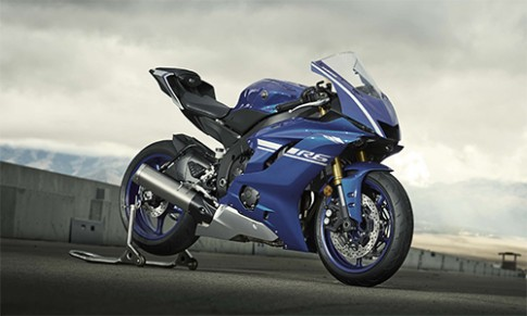 Yamaha R6 the he moi gia 12.200 USD tai My