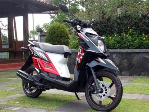 Yamaha ra mắt bộ ba xe tay ga X-Ride mới