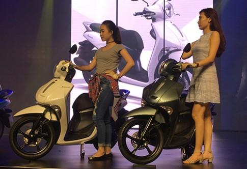 Yamaha ra mat xe tay ga Janus gia 27,5 trieu dong tai Viet Nam