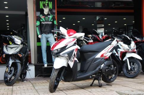Yamaha Soul GT – xe ga thể thao giá 50 triệu tại Việt Nam