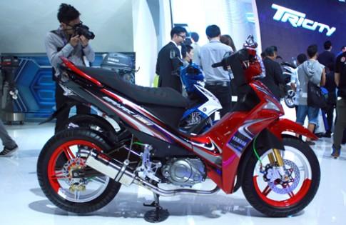 Yamaha Spark 115i phong cach the thao