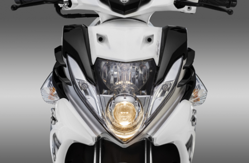 Yamaha tang tien cho khach mua xe tay ga