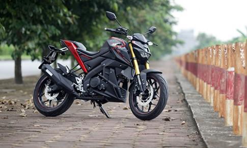 Yamaha TFX150 - tân binh nakedbike tại Việt Nam