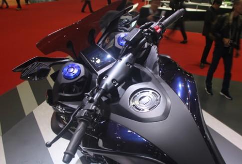 Yamaha tiếp tục giới thiệu mẫu xe 3 bánh mới