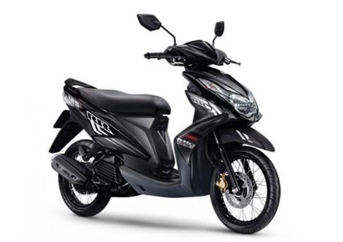 Yamaha tung Mio 125i phien ban moi