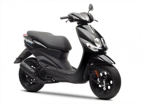 Yamaha tung scooter 50 phan khoi moi