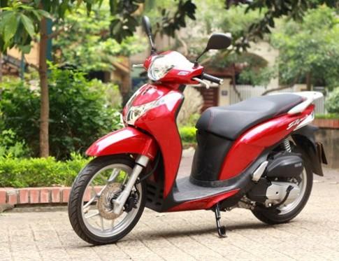 Yamaha va Honda - cuoc dua cong nghe tai Viet Nam