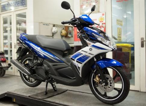 Yamaha Viet Nam ra mat Nouvo GP