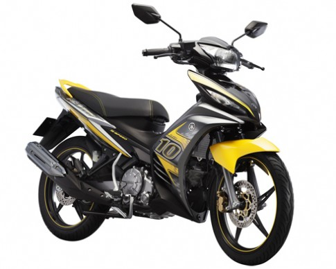 Yamaha Viet Nam trinh lang Exciter 2013