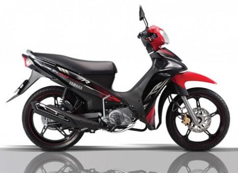 Yamaha Viet Nam trinh lang Sirius RC phun xang dien tu