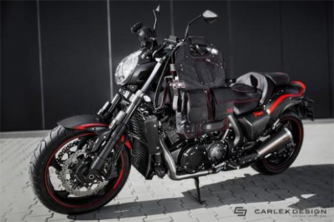 Yamaha VMax Carlex - xế độ cho tay chơi đại gia