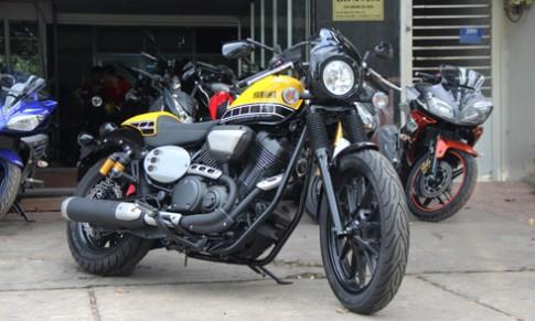 Yamaha XV950 Racer 2016 bản đặc biệt đầu tiên về Việt Nam