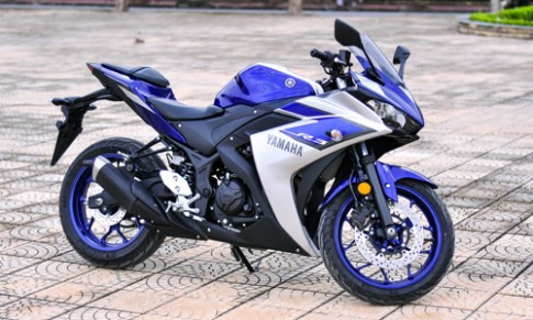 Yamaha YZF-R3 tăng 5 triệu đồng
