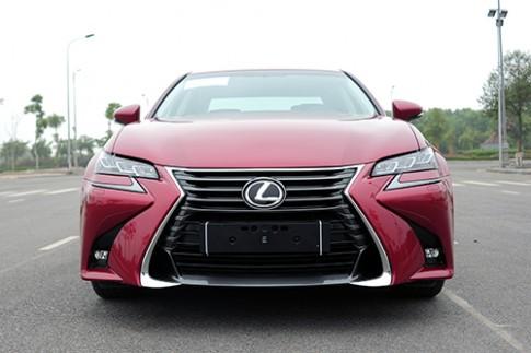 Ảnh chi tiết Lexus GS350