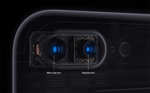 Camera tren iPhone 7 Plus co gi dac biet
