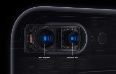 Camera tren iPhone 7 Plus khac biet nho chup xoa phong