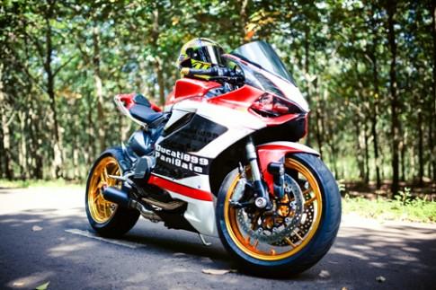 Chi tiet Ducati 899 Panigale cua tay choi Dong Nai