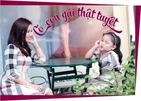 Giua mua dong, 2 me con Ha Thanh van vo tu dien do he ngot ngao mat me