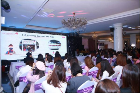 Klairs ra mắt phấn nước Mochi BB Cushion tại 'Biến hóa sắc Đông 2016'