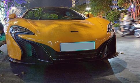 McLaren 650S dao pho Sai Gon