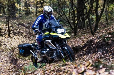 Moto BMW hybrid
