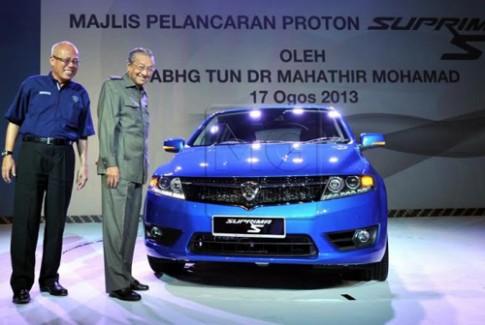 Proton - hang xe noi dia Malaysia co nguy co pha san