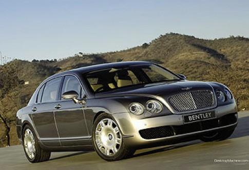 Bentley - xe siêu sang bán chạy nhất tại Mỹ