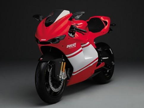 Desmosedici RR va su hoi sinh cua Ducati