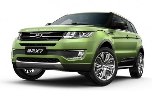 Landwind X7 - 'nhai' Range Rover Evoque gia tu 21.700 USD