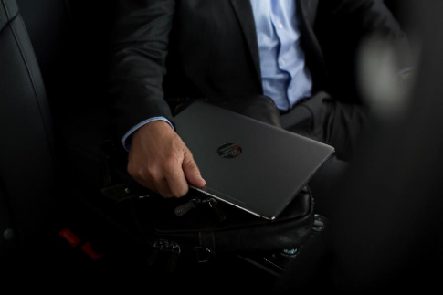 Laptop HP mong, nhe cho doanh nhan