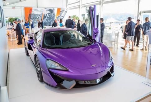 McLaren 570S - sieu xe moi gia 180.000 USD