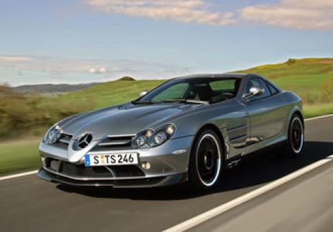 Mercedes tặng siêu xe cho tay đua Alonso