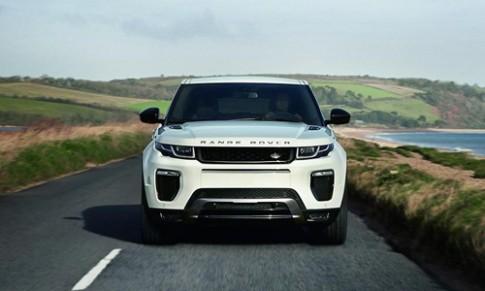 Range Rover Evoque nang cap gia tu 45.000 USD