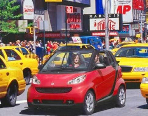 Smart fortwo xâm nhập thị trường Mỹ