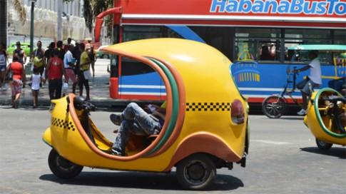 Taxi va oto o Cuba