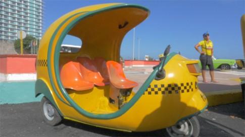 The gioi taxi ky la o Cuba (ky 2)