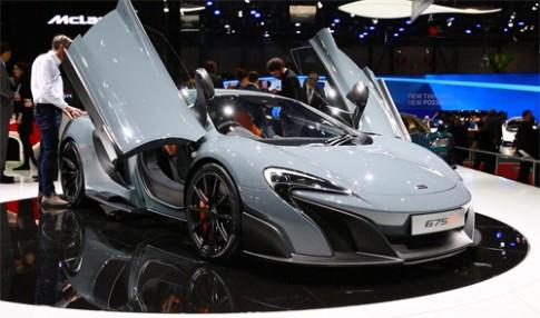 Vua bat dau san xuat, McLaren 675LT da het hang