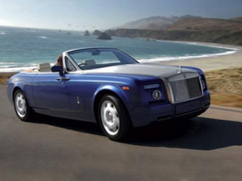 Xe hơi dành cho tỷ phú
