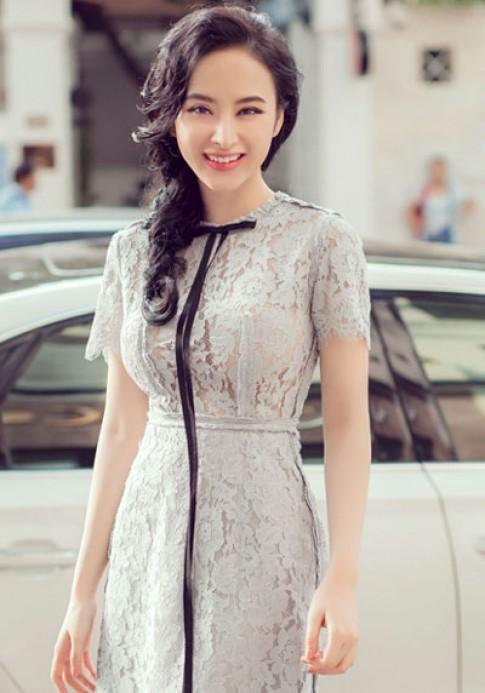 Angela Phuong Trinh, Huong Giang Idol thu hút vói kiẻu tóc lẹch
