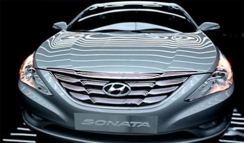 Anh Hyundai Sonata 2011 bi ro ri