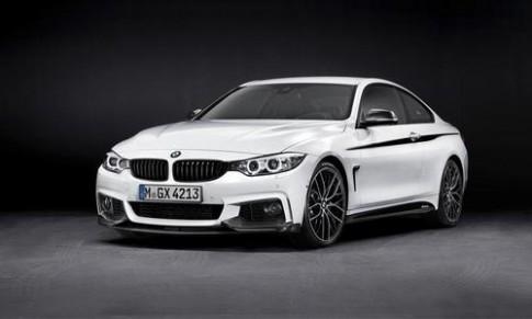 BMW nang cap serie 4 coupe