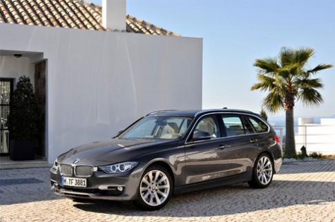 BMW serie 3 Wagon gia tu 41.500 USD