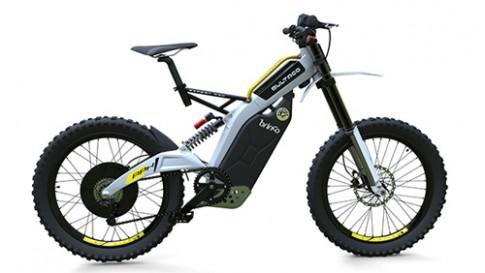 Bultaco Brinco - moto dong co hybrid