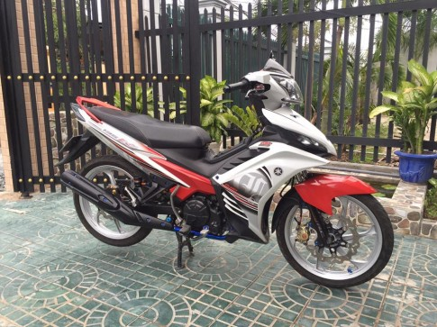 Exciter 135 don gian , cung tu trong trung