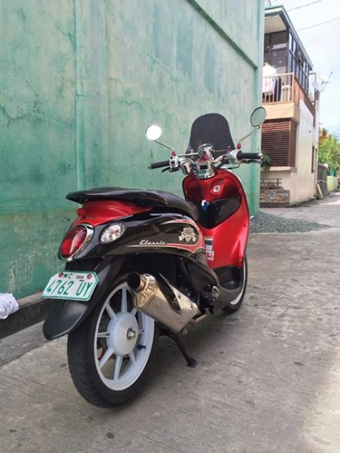 Fino 160cc touring-nho ma co vo