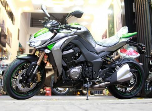 Kawasaki Z1000 2014 cap cang Sai Gon