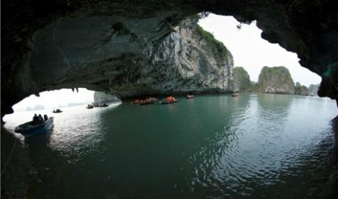 Kong: Skull Island chon Ba Hang o vinh Ha Long de ghi hinh