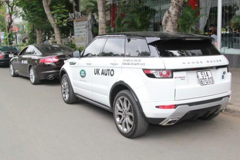 Lai thu xe Jaguar va Land Rover tai TP HCM