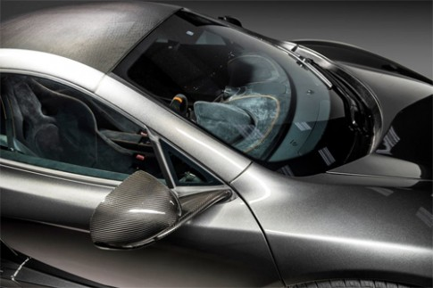 McLaren Project Kilo - dang cap ca tinh hoa sieu xe